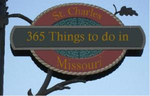365 things to do in st charles