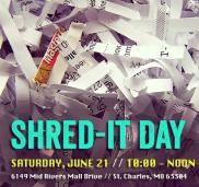 Annual Shred it Day